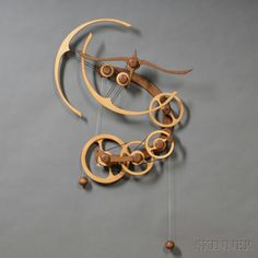 David Roy Kinetic Sculpture (Est. $500-$700)