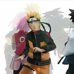Naruto Sasuke and Sakura part 6