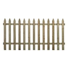Picket Fences Fence And Plastic Lawn Edging On Pinterest