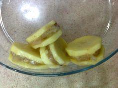اطبق جزائرية - اطباق رئيسية - اطباق اقتصادية - شرائح البطاطا المحشية بالدجاج - منتديات الأوراس