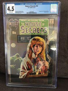 House Of Secrets #92 4.5 CGC | Collectibles, Comics, Bronze Age (1970-83) | eBay!