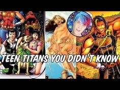 Teen Titans You Didn't Know - YouTube