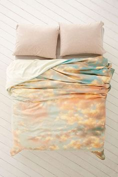 Shannon Clark For DENY Softly Duvet Cover - Urban Outfitters