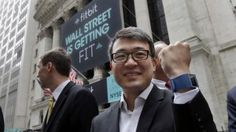 Fitbit IPO Pop Makes Founders Into $600 Million Men