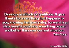 Give thanks for everything... pinned with Pinvolve