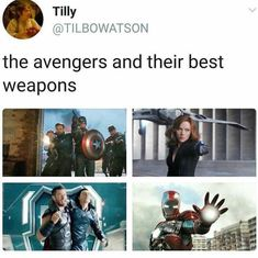 Marvel and DC Comics Images, Memes, Wallpaper and Avengers Humor, Funny Marvel Memes, Dc Memes, Marvel Jokes, Funny Memes, Avengers Quotes, Funniest Memes, Funny Quotes, Hilarious