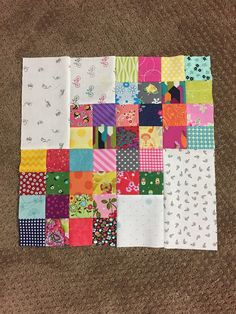 A blog about quilts and pretty fabric and other fun stuff!