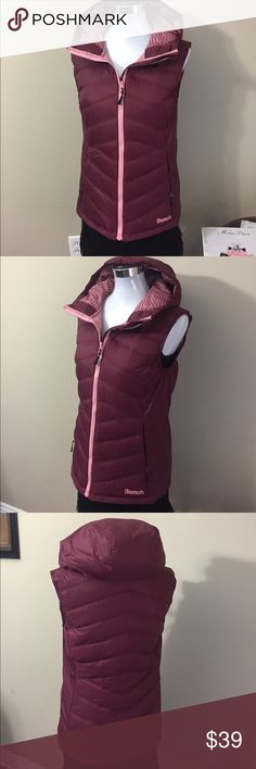 Brand New with Tags Bench Packable Vest Size M Brand New with Tags also available in size S Bench Jackets & Coats Vests