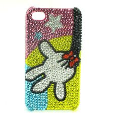 iphone crystal case iphone cover 4s Bling Crystal case iphone Crystal Swarovski bling case Handmade cases cover iphone 4 4s skin