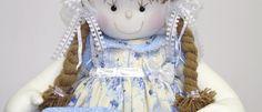Bonecas  Porta Fraldas Maternidade Quarto De Bebê