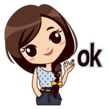 Alice in College Version – LINE stickers Emoji Pictures, Cute Cartoon Pictures, Cute Cartoon Girl, Cute Love Cartoons, Animated Emoticons, Funny Emoticons, Smileys, Cute Love Images, Cute Love Gif