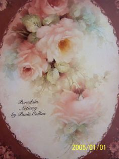 CHINA-PAINTING-BOOK-PORCELAIN-ARTISTRY-PAULA-COLLINS-62-PAGES