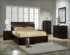 Moderne Massivholz Schlafzimmer Ideen