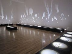 Light and Shadow, Shadow made with sounds Design Despace, Stand Design, Interior Design, Exhibition Display, Exhibition Space, Sound Installation, Sound Art, Museum Displays, Shadow Art