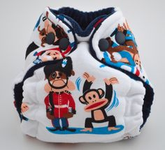 Custom Hybrid Fitted - 'This Is London' Newborn Diapers, Cloth Diapers, Snug, Compliments, New Baby Products, London, Cute, Bags, Fashion