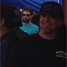 Jesse James @ LSR 2012-ATX (hot stuff!)