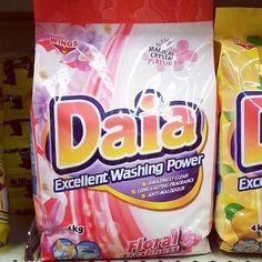 Daia Floral Freshness Laundry Detergent 4kg