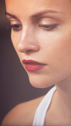 Burberry Beauty Siren Red lips