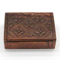Peri Wood Box