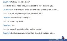 Cleverbot - so is it true?