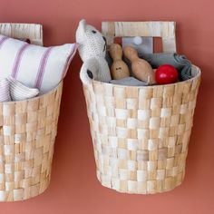 Save space with baskets | Children's bedroom ideas for every age | Children's rooms | PHOTO GALLERY | Housetohome