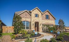 Lennar Homes In Houston On Pinterest Village Builders