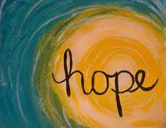 hope sun painting