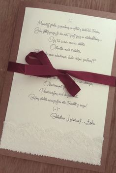 Own wedding invitation #wedding #invitation #diy