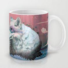Lone Wolf Mug by Mat Miller - $15.00