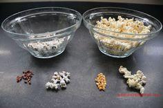 De moestuin en recepten van Nonix: Popcorn