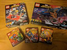 I finally get some Lego time. Which to build first? #lego LEGO