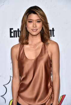 Grace Park - Grace Park Photos - Entertainment Weekly Hosts Its Annual Comic-Con Party at FLOAT at the Hard Rock Hotel - Zimbio Grace Park, Beautiful Asian Women, Beautiful Celebrities, Beautiful People, Female Celebrities, Hawaii Five 0, Park Photos, Hot Brunette, Up Girl