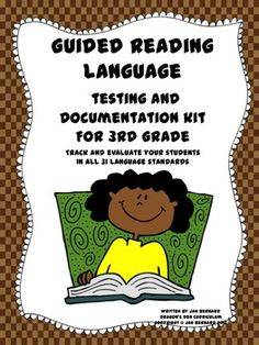 Knowing exactly which language skills each student in your classroom needs to learn, is one of the keys to providing the best guided reading instruction possible. This resource has been created to help you make these decisions based on real data that reflects what your students do, and do not know about the 31 language standards in the third grade curriculum. This allows teachers to place students in guided reading groups that focus on skills each member of the group actually needs. $