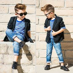 19 Photographs of Seriously Stylish Kids