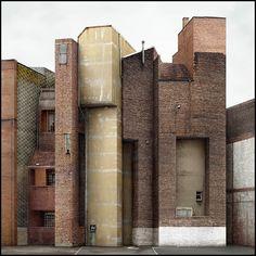 El ojo acromático: Filip Dujardin: Fictions, arquitecturas ficticias.