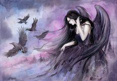 Sorrow by Kuoma.deviantart.com on @deviantART