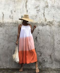 Dyed Maxi Dress, summer dress,prengnant woman,comfy, festival ,boho dress, beach cover,Dyed ,Home by stylepark1 on Etsy https://www.etsy.com/listing/506238246/dyed-maxi-dress-summer-dressprengnant