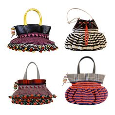 Gorgeous bags from Carmina Campus >>
