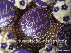 Ramadan/Eid Cupcakes Eid Cupcakes, Eid Cake, Fondant Cupcakes, Ramadan, Fest Des Fastenbrechens, Eid Mubarek, Creative Cakes, Christmas Bulbs, Birthday Cake
