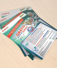 Anlene Belanja Gratis POSM  For more design/pictures : http://ift.tt/1pToBrR