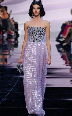 Giorgio Armani Prive from Paris Fashion Week Haute Couture   E! Online