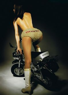 Motorcycle Girl 047 ~ Return of the Cafe Racers