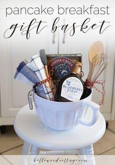 Themed Gift Baskets, Wine Gift Baskets, Basket Gift, Kitchen Gift Baskets, Raffle Baskets, Kitchen Gifts, Baking Gift Baskets, Gift Basket Themes, Summer Gift Baskets