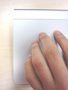 The Apple Magic Trackpad is so addictive to use. $59.99 urlm.in/lgks