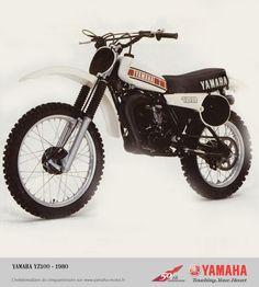 Yamaha YZ 100G