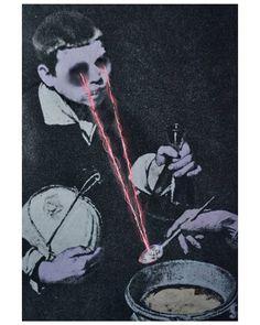 Velazquez cooking technique. . . . #art #sztuka #kunst #fineart #collage #digitalart #digitalcollage #contemporaryart #contemporary #ratedmodernart #drailedmag #rsa_graphics #wojciechsosidko #thednalife