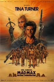 """Mad Max Beyond Thunderdome"", the third in the Mad Max saga, is an exciting movie full of twists and turns. I loved how the orphans help Max escape from the evil queen of the desert town. I realize that the orphans need Max just as much he needs them."