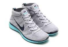 The latest Nike Free Flyknit Chukka looks to be eerily similar to the Rosherun Calypso, and we love it.