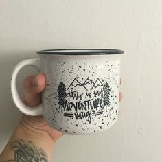 Hey, I found this really awesome Etsy listing at https://www.etsy.com/listing/458984740/campfire-mug-this-is-my-adventure-mug