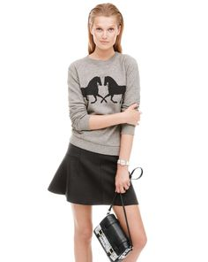 J.Crew Horsing around sweatshirt.